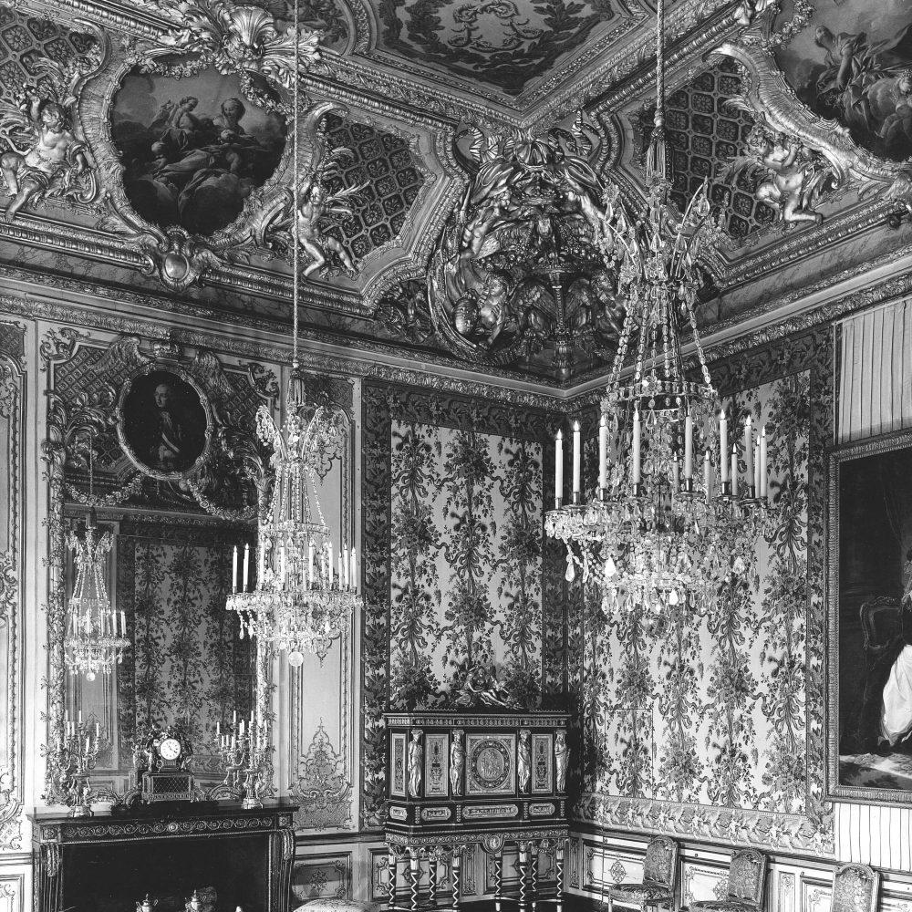 Chateau de Versailles_Chambre de la reine